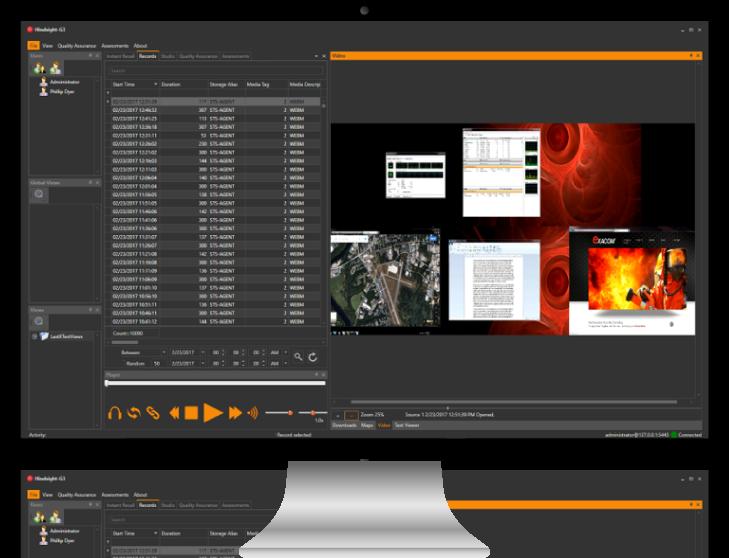 Screen Capture Video Recording - Products - Exacom