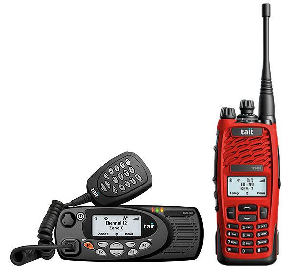 Tait Radio Logging Recorder for P25 and DMR