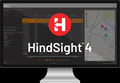 HindSight 4 Multimedia Phone Radio Logging Recorder